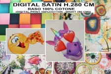 DIGITAL SATIN 280 (RASO) PRONTO A MAG.