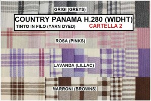 COUNTRY PANAMA (CART.2)  H.280 CM