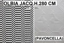 OLBIA JACQUARD H.280 CM