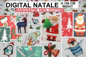DIGITAL NATALE H.140 CM (SATIN)