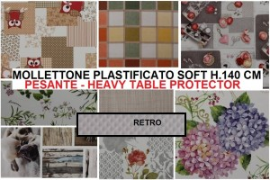 MOLLETTONE PLAST.SOFT (FANTASIA)