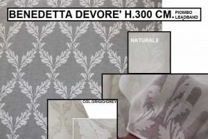 BENEDETTA DEVORE' H.300 CM.