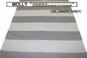 MOLLY  GRIGIA (TINTA IN FILO)