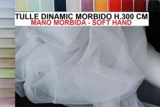 TULLE DINAMIC MORBIDO